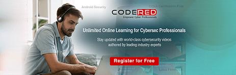 CodeRed_ECCoouncil COVID-19: EC-Council anuncia servicios gratuitos de apoyo a la formación y educación cibernética